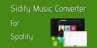 Sidify Music Converter 2.1.3 Crack + Product Key Free Download Latest {2020}