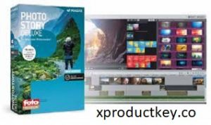 MAGIX Photostory Deluxe 2021 20.0.1.52 Serial Number + Crack Free Download Latest