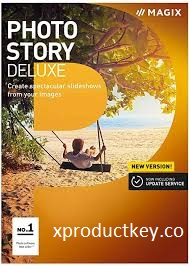 MAGIX Photostory Deluxe 2021 20.0.1.62 Crack + Keygen Download