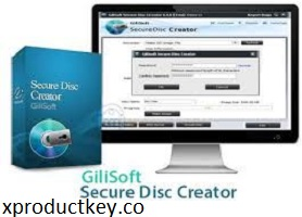 Gilisoft Secure Disk Creator 8.0 Crack + Serial Key Free Download [2021]