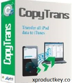 CopyTrans 7.100 Crack + License Key Free Download 2021